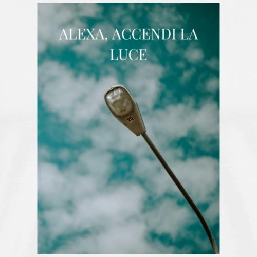 Alexa accendi la luce