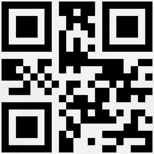 Sono Single QR Code - Maglietta Premium da uomo