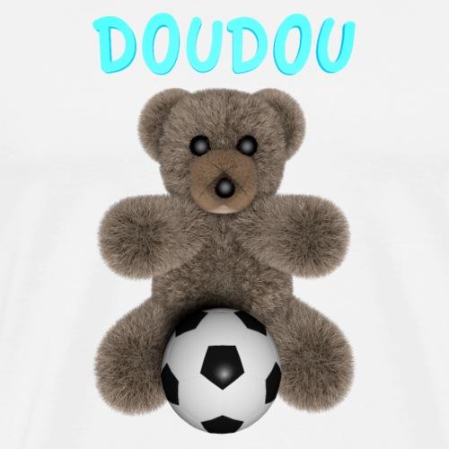 DOUDOU BLEU - T-shirt Premium Homme