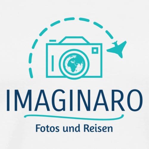 IMAGINARO   Fotos und Reisen - Männer Premium T-Shirt