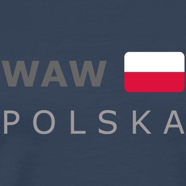 WAW POLSKA dark-lettered 400 dpi
