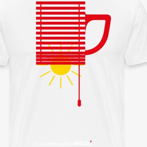 SOUS LE SOLEIL - T-shirt Premium Homme