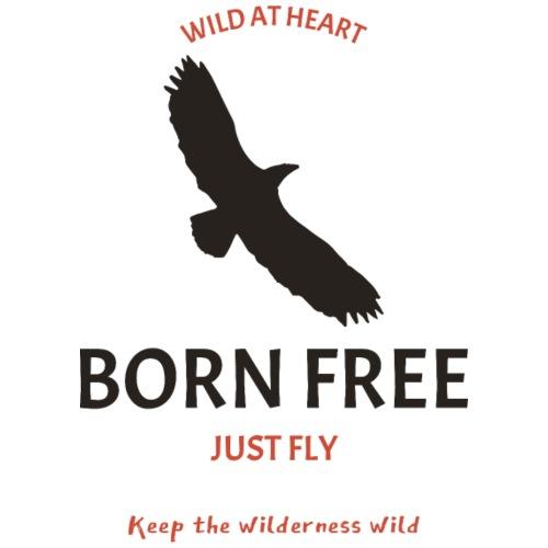 Born Free - Männer Premium T-Shirt