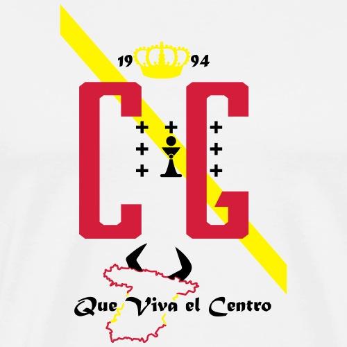Que Viva el Centro - Männer Premium T-Shirt