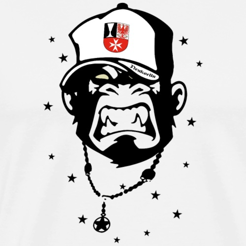 Neukölln - Männer Premium T-Shirt