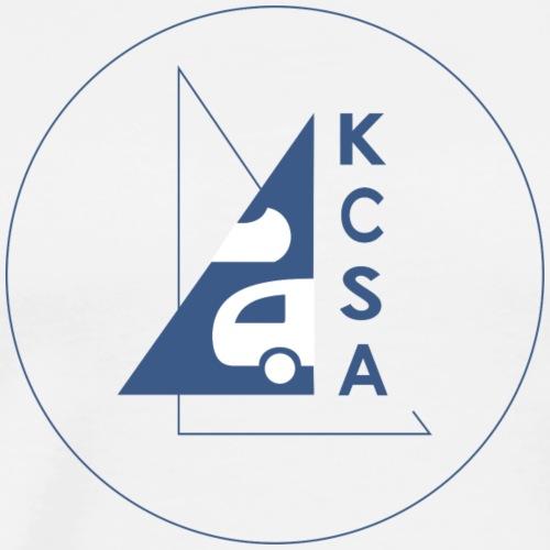 KCSA Logo2 - Männer Premium T-Shirt