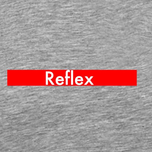 Reflex Logo street