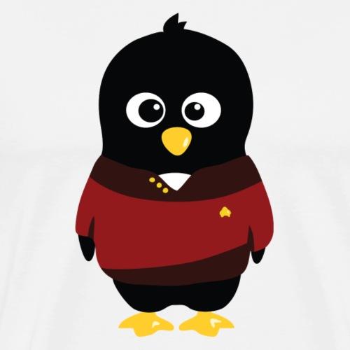 Pingouin Starship - T-shirt Premium Homme