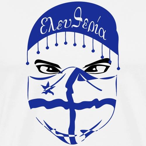 eleftheria - Männer Premium T-Shirt