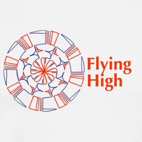 Flying High - Men's Premium T-Shirt