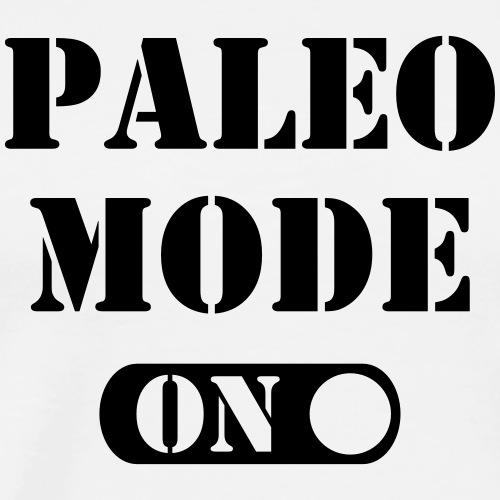 Paleo Mode On - Männer Premium T-Shirt