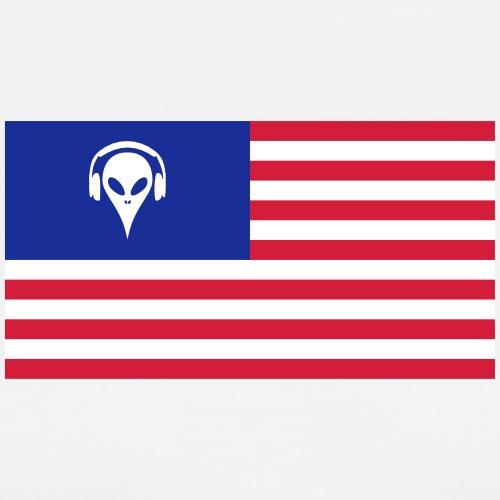 Fussball T-Shirt USA - Männer Premium T-Shirt