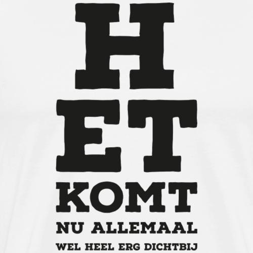 Paniekshirt - Mannen Premium T-shirt
