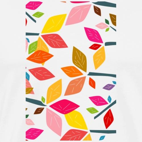Maella Feuillage - T-shirt Premium Homme