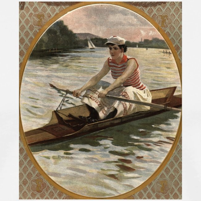 Lady Sculler - Anonyme