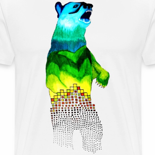 animalprint-bär