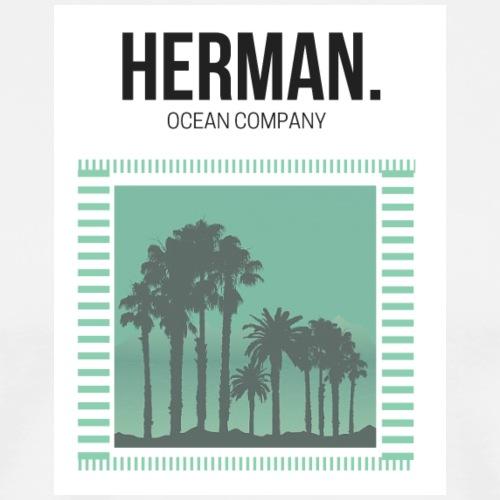 HERMAN OCEAN - Camiseta premium hombre