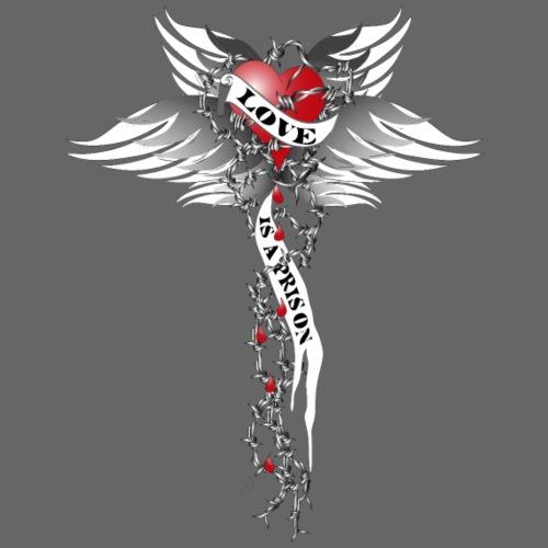 Love is a prison - Liebe ist ein Gefängnis - Männer Premium T-Shirt