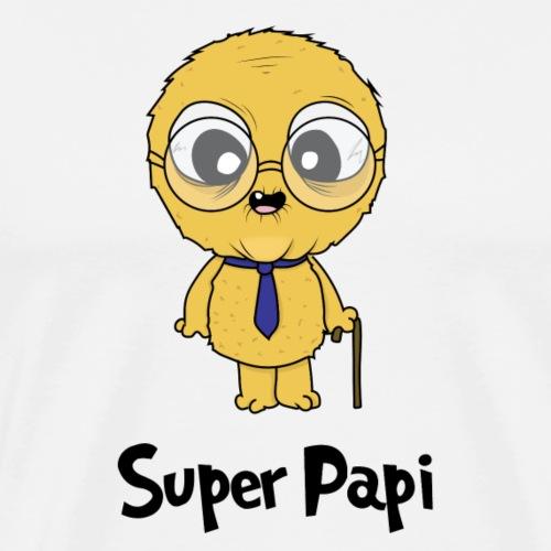 super papi - T-shirt Premium Homme