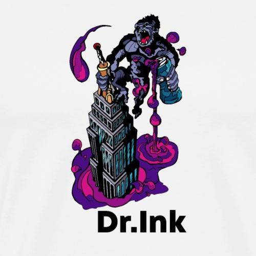 Dr.Ink - Maglietta Premium da uomo