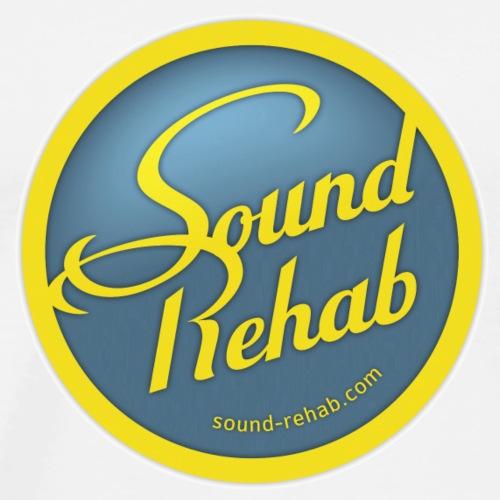 Sound-Rehab Logo - Männer Premium T-Shirt
