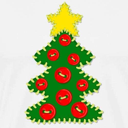 albero di Natale - Men's Premium T-Shirt