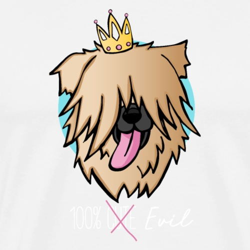 Prinzessin bp - Männer Premium T-Shirt