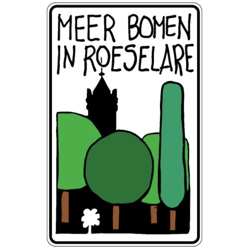 Meerbomen in Roeselare - Mannen Premium T-shirt
