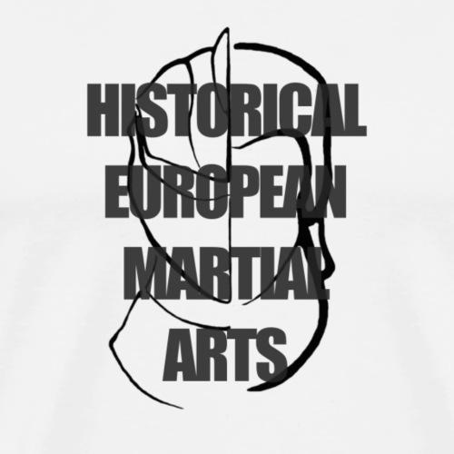 Historical European Martial Arts - Men's Premium T-Shirt