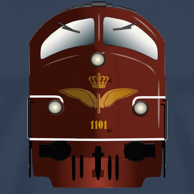 DSB MY 1101 front