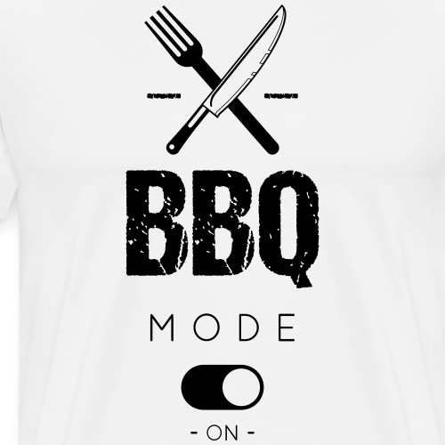 BBQ mode - T-shirt Premium Homme