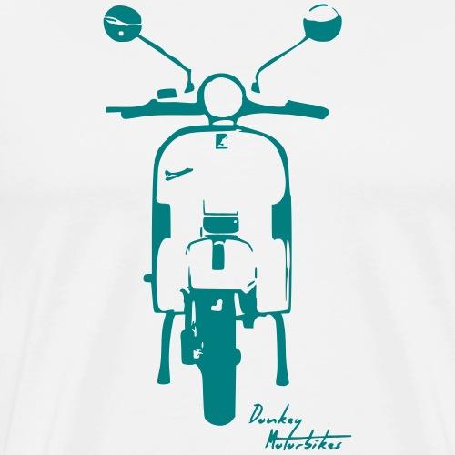 Vespa - Camiseta premium hombre