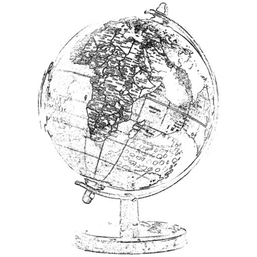 Globe - Männer Premium T-Shirt