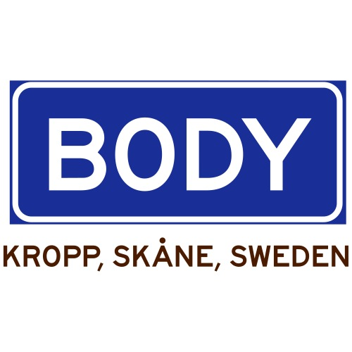 Kropp, Badly Translated - Premium-T-shirt herr