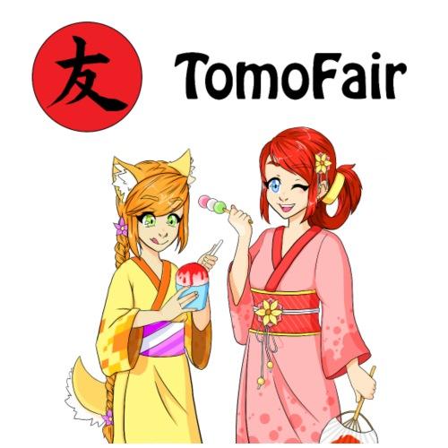 TomoFair - Mannen Premium T-shirt