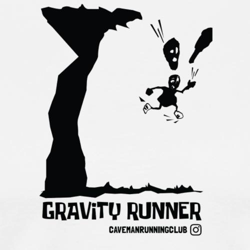 GRAVITY RUNNER - Men's Premium T-Shirt