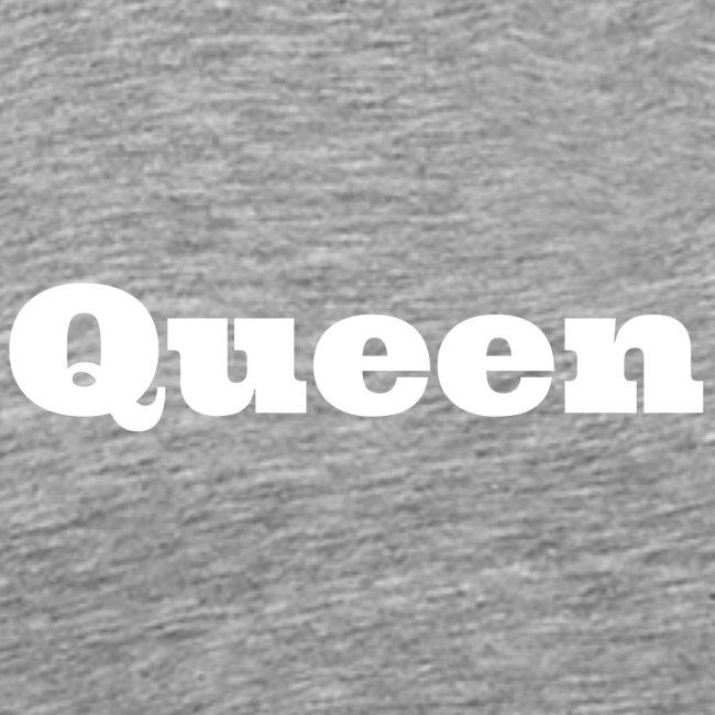 Snapback queen zwart/rood
