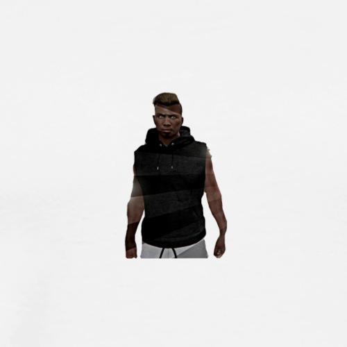 El DiabloGaming Gta V Character Desgin - Men's Premium T-Shirt