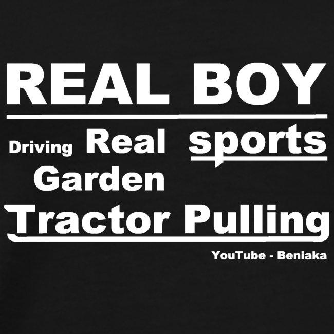 teenager - Real boy