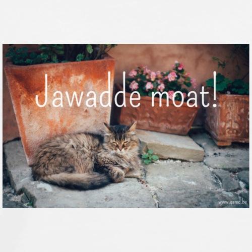 Jawaade moat - Mannen Premium T-shirt