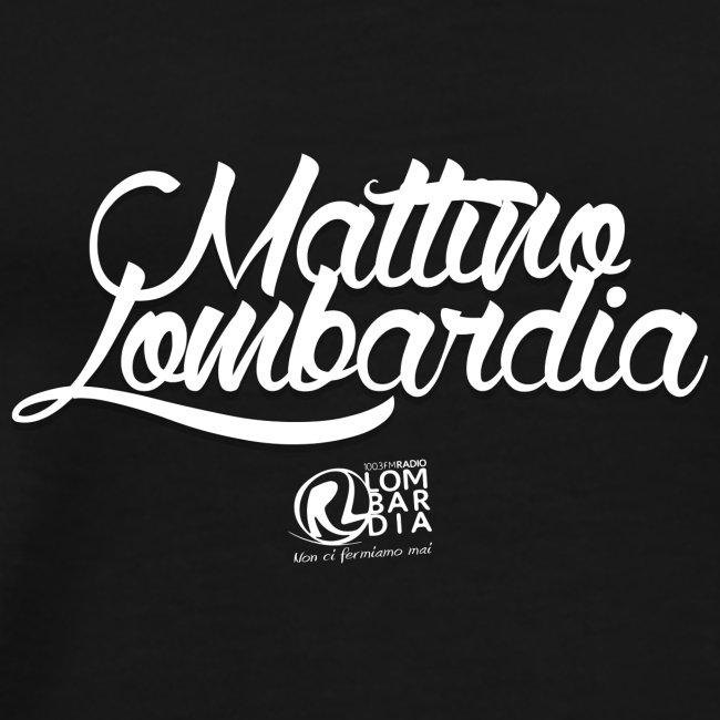 Uomo - Maglietta - Mattino Lombardia