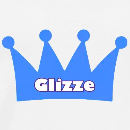 Glizze Krone - Premium T-skjorte for menn