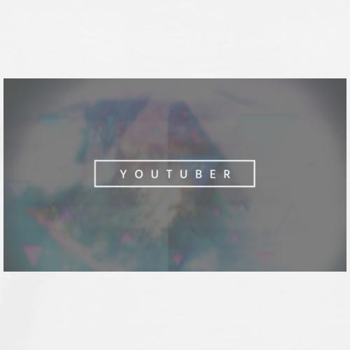 Youtuber - Premium-T-shirt herr
