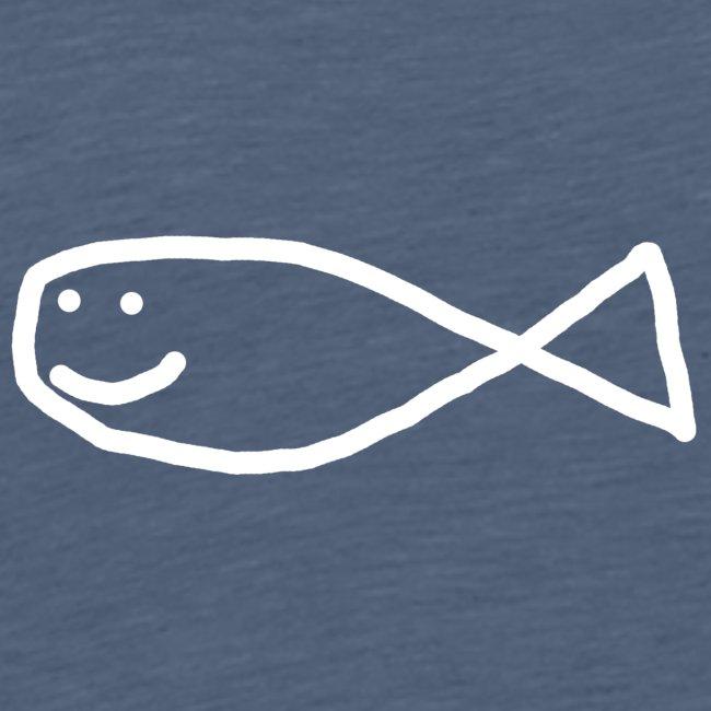 Klassisk Strandfisk Belteveske