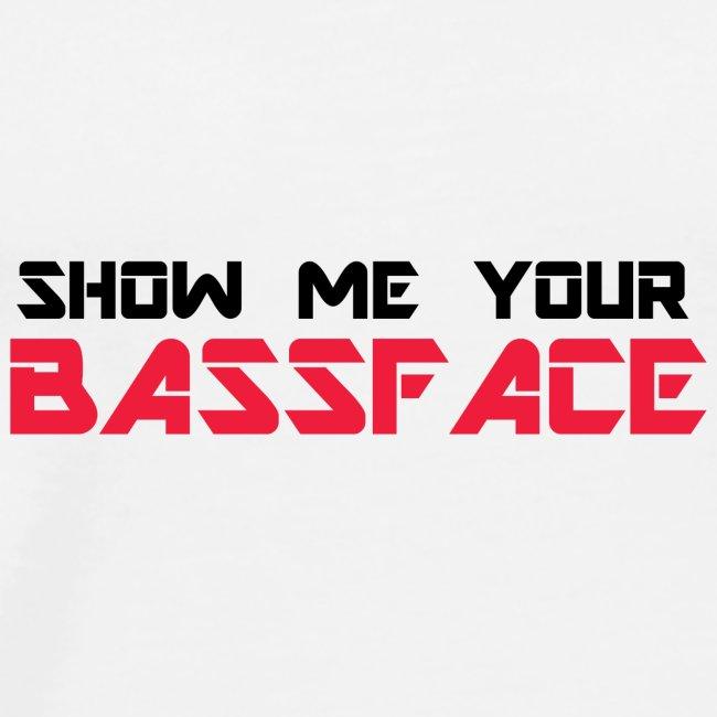Show Me Your BASSFACE Tanktop