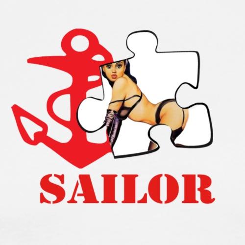 SAILOR - DOLL - Maglietta Premium da uomo