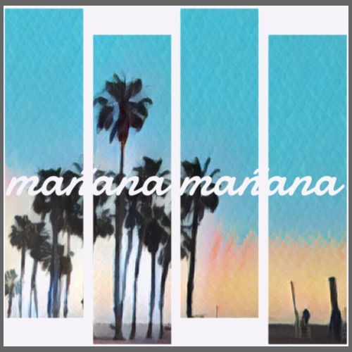 MANANA - Premium-T-shirt herr