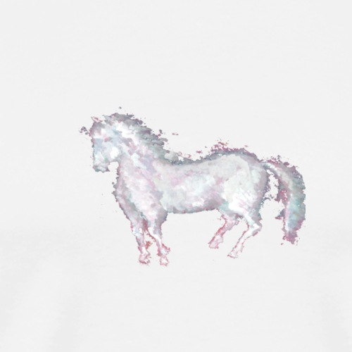 Pony - Koszulka męska Premium