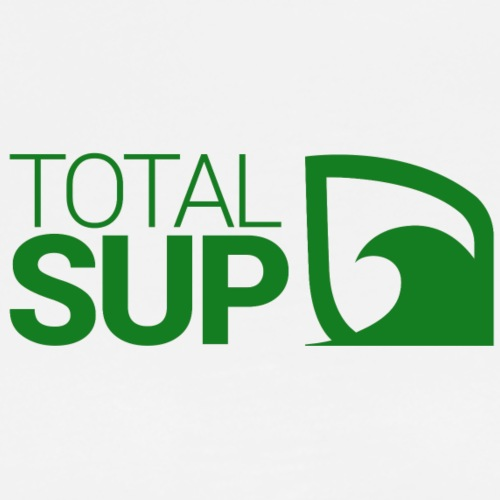 TOTALSUP GREEN - T-shirt Premium Homme
