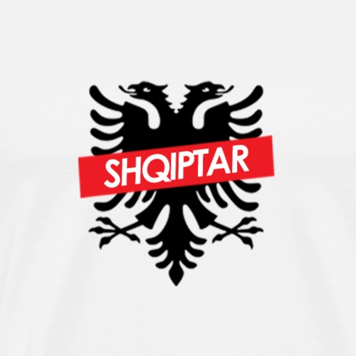 Shqiptar - Männer Premium T-Shirt